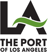 The Port of Los Angeles Logo